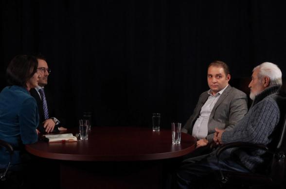 Նիկոլը այսօր ստեղծել է քաղաքական կեղծ օրակարգ, որպեսզի ուշադրությունը շեղի ԱԺ արտահերթ ընտրությունների անհրաժեշտությունից․ Մ. Հարությունյան (տեսանյութ)