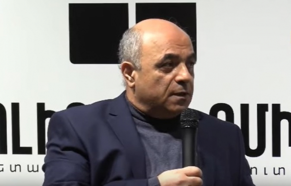 Пашинян живет в потенциальном страхе – Ерванд Бозоян (видео)