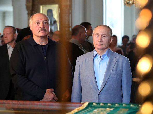 Москва намекает на возможность присоединения Белоруссии к России – Лукашенко