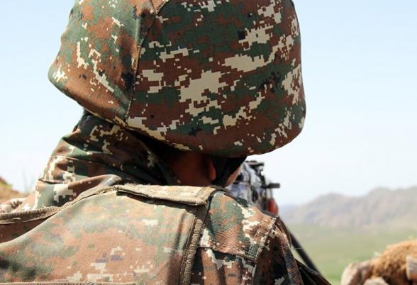 Արցախում կրկին զինծառայող է մահացել