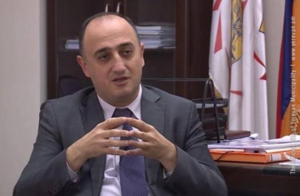 Երևանի փոխքաղաքապետը կլքի՞ պաշտոնը