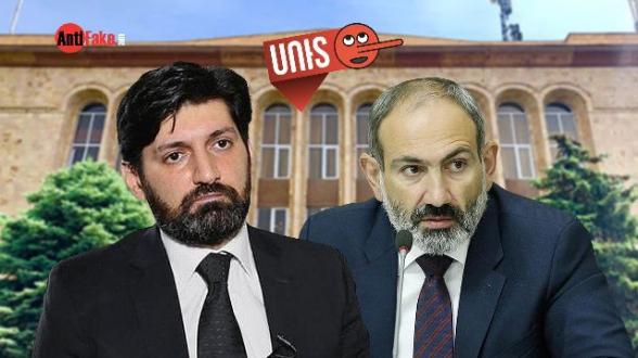 ՍԴ դատավոր Վահե Գրիգորյանի անգործությունը շատ թանկ է նստում ՀՀ հարկատուների վրա, իսկ վարչապետի աշխատակազմը կեղծիք է տարածում նրան արդարացնելու համար