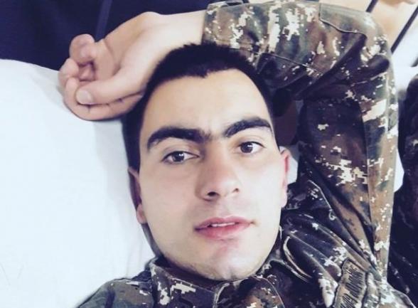 ՊԲ-ում 23-ամյա զինծառայողի մահվան դեպքի առթիվ հարուցվել է քրեական գործ՝ ինքնասպանության հասցնելու հատկանիշներով