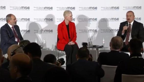 Մյունխենի անվտանգության համաժողովի շրջանակում տեղի ունեցավ Լեռնային Ղարաբաղի հիմնահարցի վերաբերյալ քննարկում (տեսանյութ)