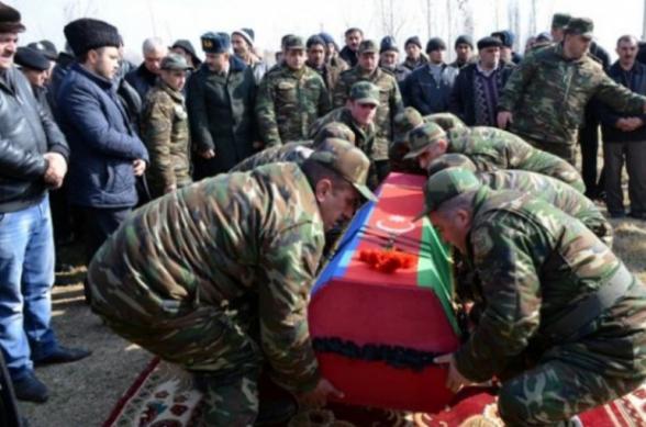 Մահացել է Ադրբեջանի ԶՈւ զինծառայող