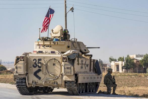 Военная база коалиции США в Ираке подверглась ракетному обстрелу