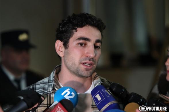 Призываю СНБ найти этого пользователя и выяснить его политические связи – Левон Кочарян
