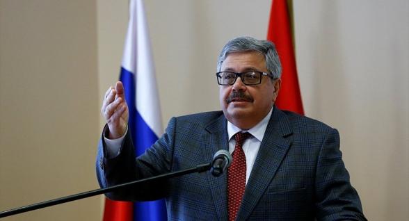 Посол РФ в Турции сообщил об угрозах российским военным