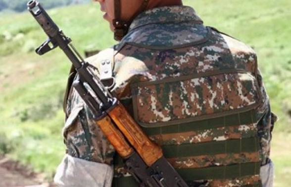 Жизнь армянского солдата, раненого в результате выстрела с азербайджанской стороны, вне опасности