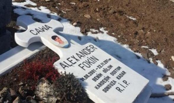 Թուրքիայում պղծել են ռուսների գերեզմանները