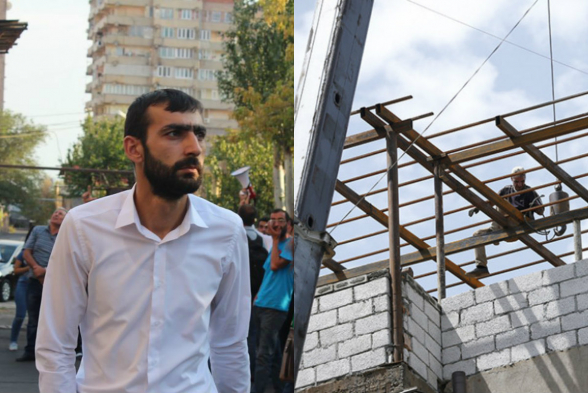 Աջափնյակի թաղապետը աշխատանքից ազատվել է անօրինական շինարարությունը կոծկելու համար