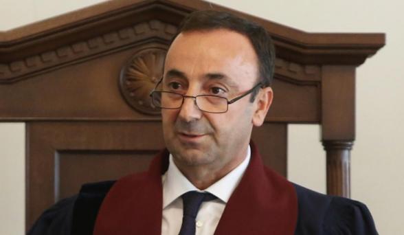 Грайр Товмасян признал незаконным одно из положений закона