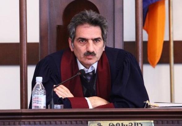 В Конституционном суде никакого кризиса нет, и не было – Феликс Тохян (видео)