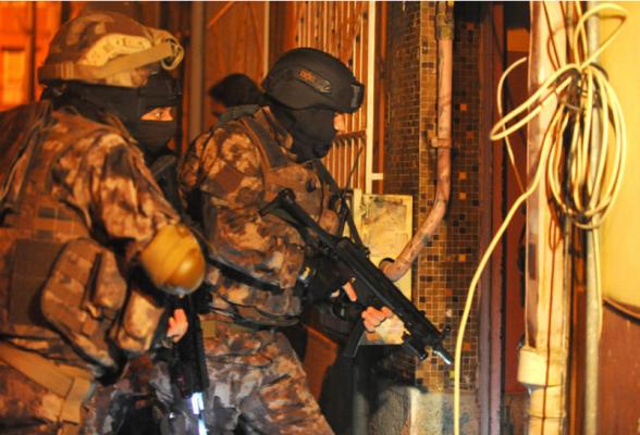 Թուրքիայի բանակի և արդարադատության նախարարության 228 աշխատակցի ձերբակալելու որոշում է կայացվել