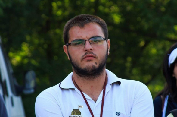 Координатор Центра по работе со студентами ЕГУ Эдгар Галстян вызван в Следственный комитет