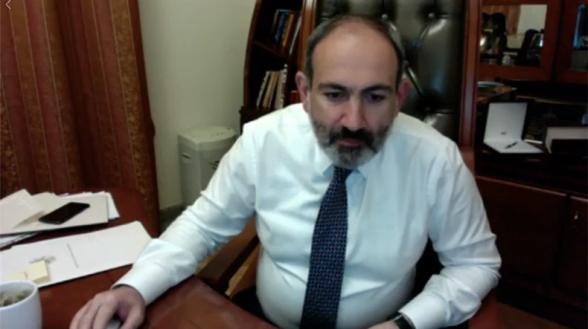 Никол Пашинян о балльной системе ПДД (видео)