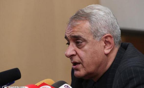 Давид Шахназарян: «Пойти на референдум – значит стать соучастником преступления против государства и государственности»