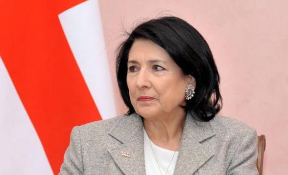Վրաստանի նախագահի Աֆրիկա այցը չեղարկվել է «Ֆեյսբուք»-ում հրապարակված գրառման պատճառով
