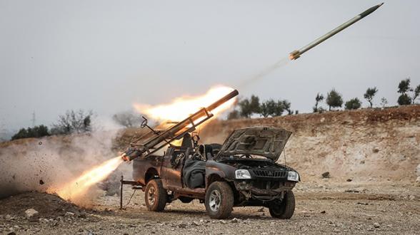 ВС Сирии нанесли удары по позициям террористов в провинциях Идлиб и Алеппо