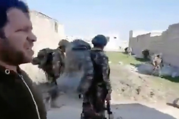 Турция пошла в наступление в Идлибе (видео)