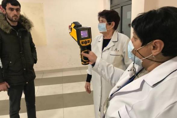 Իրանում արձանագրվել է նոր կորոնավիրուսով վարակվելու 5 դեպք.Մեղրի անցակետում հսկողությունը կուժեղացվի