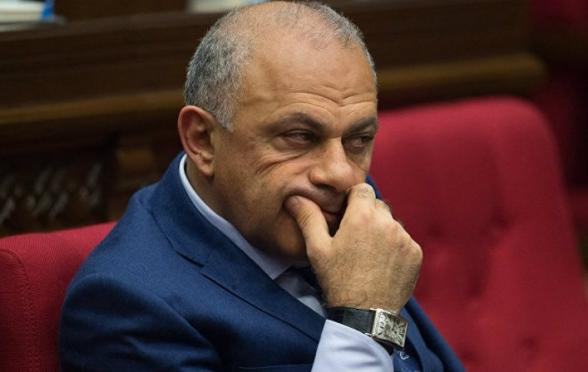 Ալիկ Սարգսյանը լքել է Հայաստանի հանրապետական կուսակցությունը․ «Ժողովուրդ»