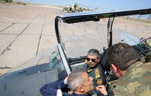 Ադրբեջանն Իտալիայից կգնի M-346 ուսումնամարզական ինքնաթիռներ