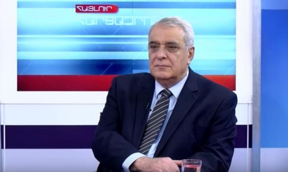 Переговоры идут вокруг принципа «территории в обмен на безопасность» – Давид Шахназарян (видео)