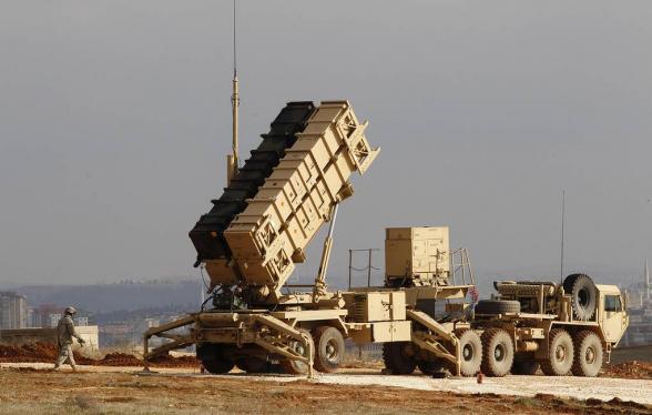 США не приняли решение о временном размещении «Patriot» в Турции