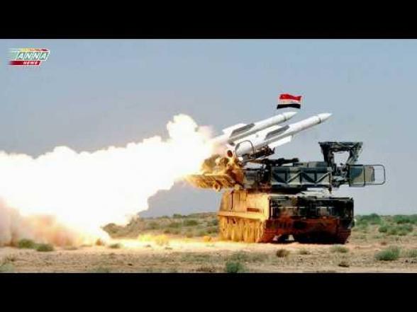 Силы ПВО Сирии будут сбивать воздушные средства, нарушившие границы страны