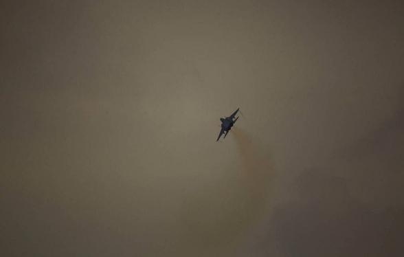 Израиль сообщил об ударах по «Исламскому джихаду» в Палестине и Сирии