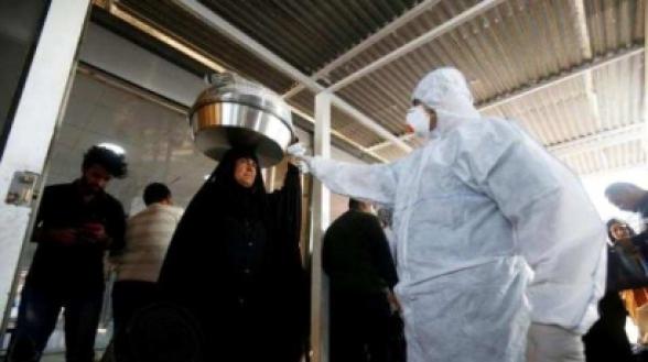Իրանում աճում է կորոնավիրուսից մահացածների թիվը