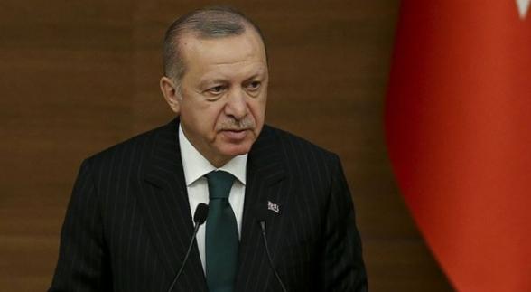 Թուրքիայի նախագահը հեռախոսազրույց է ունեցել Մերկելի և Մակրոնի հետ