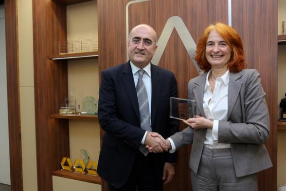 Америабанк удостоился 2 наград IFC за вклад в развитие торгового финансирования (фото)