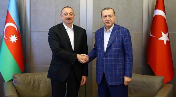 Թուրքիայի նախագահը պաշտոնական այցով մեկնում է Ադրբեջան