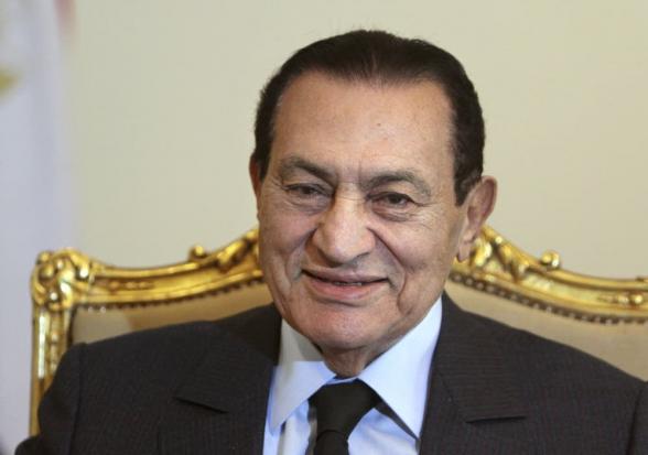 Վախճանվել է Եգիպտոսի նախկին նախագահ Հոսնի Մուբարաքը