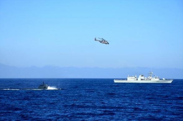 Թուրքիան մասնակցում է Իտալիայի ափերի մոտ անցկացվող ՆԱՏՕ-ի զորավարժությանը
