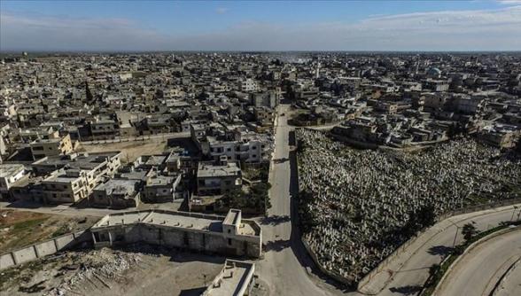 Սիրիայում Թուրքիայի աջակցությունը վայելող ընդդիմադիր ուժերը գրավել են Իդլիբի Նեյրաբ գյուղը