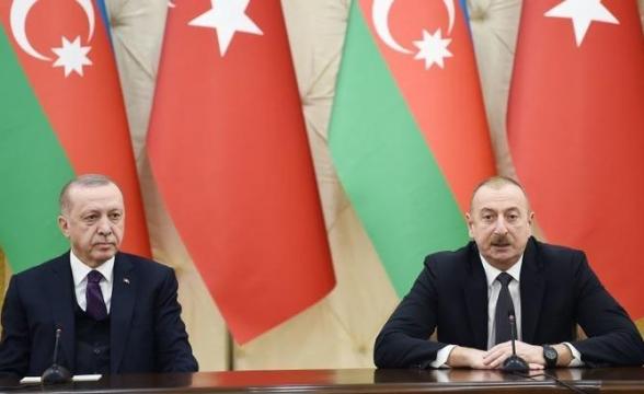 Ալիևը Փաշինյանին մեղադրել է՝ մեկ  հայտարարում են, որ ԼՂ-ն Հայաստան է, մեկ ասում են, որ Ղարաբաղն անկախ պետություն է