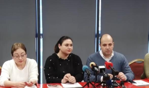 «Խոջալու-28. ինչպես հակազդել ադրբեջանական քարոզչությանը» թեմայով քննարկում. ուղիղ