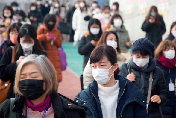В Южной Корее приняли закон о борьбе с распространением коронавируса