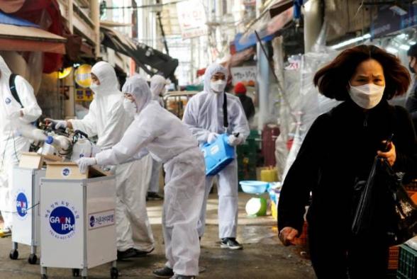 Կորոնավիրուսով վարակման դեպքերի թիվն աշխարհում գերազանցել է 80 հազարը