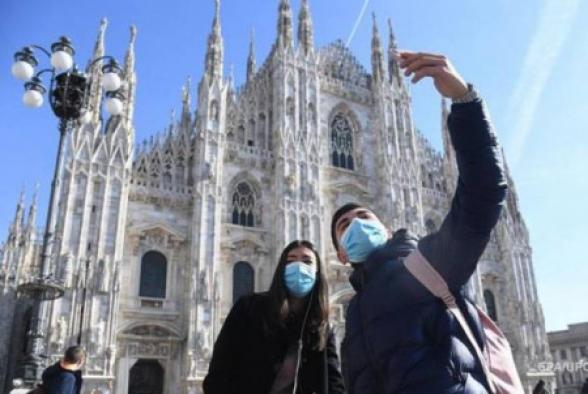 Число заразившихся коронавирусом в Италии достигло 474