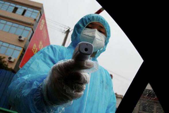 ՉԺՀ-ի Ցյանցզյան քաղաքում կվարձատրեն կորոնավիրուսի ախտանիշների մասին կամավոր հայտնողներին