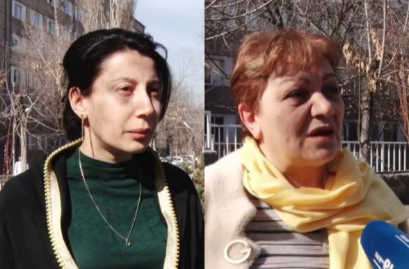 Մարդկանց ազատում են ու բերում են իրենց բարեկամներին. «Գրիգոր Լուսավորիչ» հիվանդանոցում աշխատողներին ասում են` ազատման դիմում գրել (տեսանյութ)