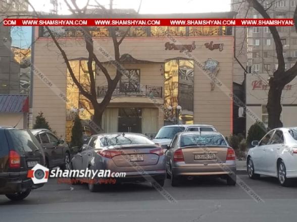 «Խաղողի վազ» ռեստորանային համալիրի մոտ ծեծի են ենթարկվել «Ծիրան» սուպերմարկետի անվտանգության աշխատակիցներն ու ավտոլվացման կետի ավտոլվացողը
