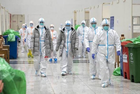 Չինաստանում ևս 44 մարդ է մահացել կորոնավիրուսից