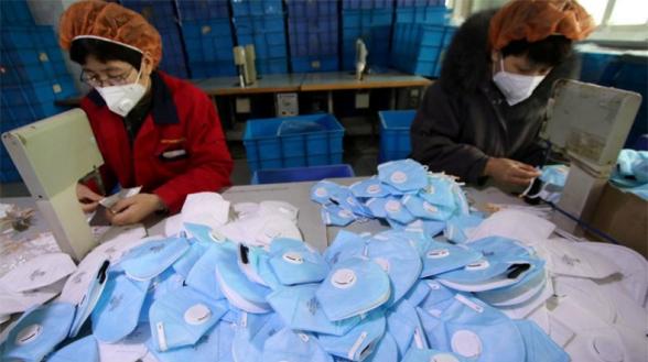 В Грузии запретили посылать медицинские маски за рубеж