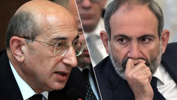 «Փուռն է տալիս բոլորիս»․ վարչապետին դժգոհել են Վիճկոմի նախագահից․ «Փաստ»