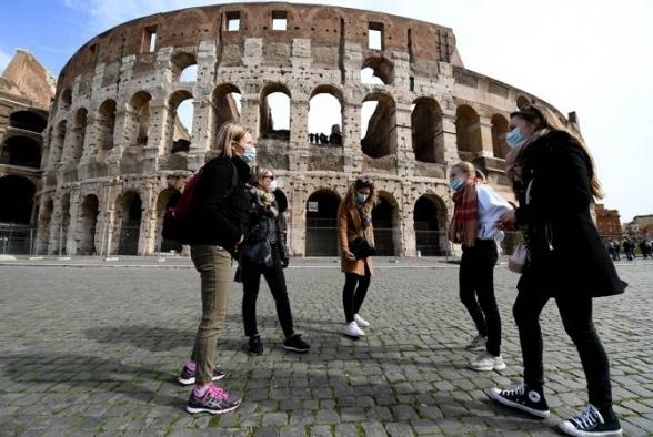 Հռոմում կորոնավիրուսով վարակման առաջին դեպքն են հայտնաբերել Իտալիայի հյուսիսում բռնկումից հետո